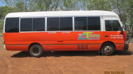 2003 Toyota Coaster ( Mount Cyril ) 6460 1