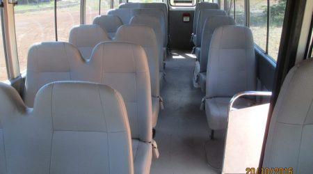 2003 Toyota Coaster ( Mount Cyril ) 6460 2