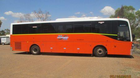 2013 IVECO Delta coach (Pentecost Range ) 5530 1