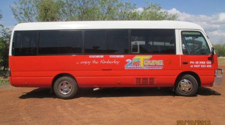 2013 Toyota Coaster ( Sorby Hills ) 5449 1