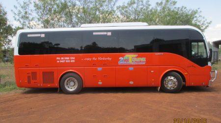 2015 Yutong coach ( Durack Range ) 6915 1