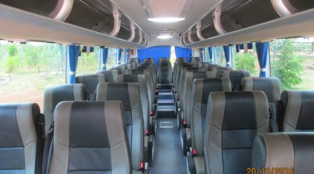 2015 Yutong coach ( Durack Range ) 6915 2